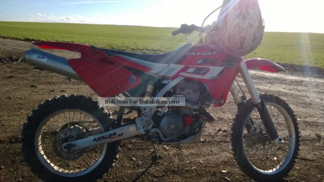 Gasgas  450 FSE 2003 Enduro/Touring Enduro photo