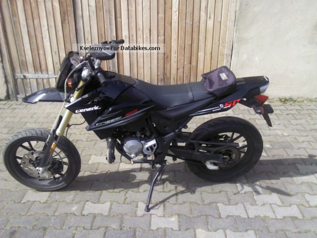2007 Generic  Tigger SM 50 Motorcycle Motor-assisted Bicycle/Small Moped photo