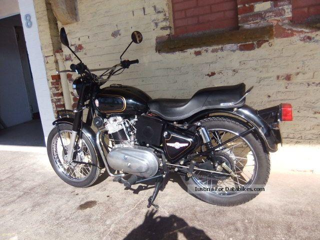 2005 Royal Enfield  Centaurus 850cc 20hp diesel Motorcycle Motorcycle photo