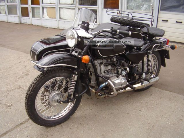 2010 Ural  8103-7 SPORTSMAN Motorcycle Combination/Sidecar photo