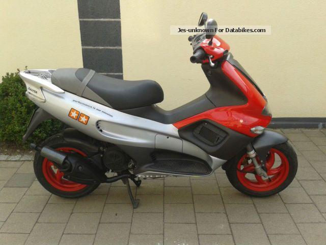 2003 Gilera  C63 Motorcycle Motor-assisted Bicycle/Small Moped photo