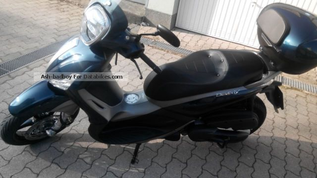 Piaggio  Beverly Sport Touring 350 i.e. ABS / ASR 2012 Scooter photo