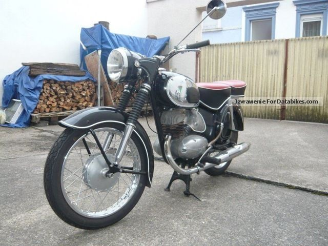 DKW  RT200 / 3 1956 Vintage, Classic and Old Bikes photo