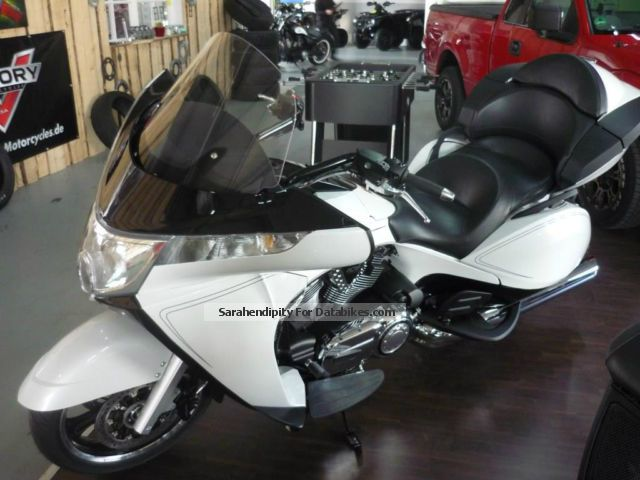 2014 VICTORY  Vision Tour 2014 5 years warranty Motorcycle Tourer photo