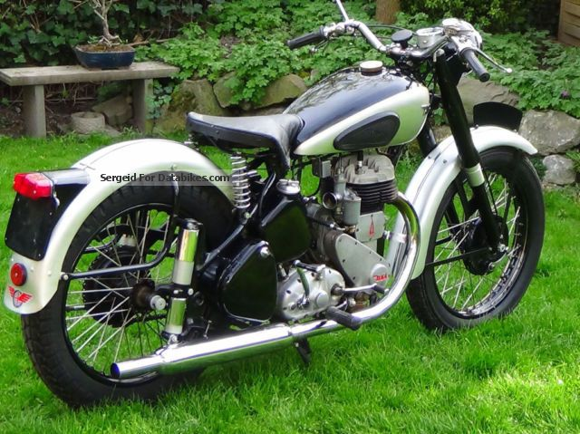 BSA  M20 1952 Vintage, Classic and Old Bikes photo