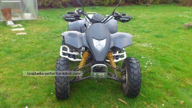 2010 Explorer  Titan 300 Motorcycle Quad photo
