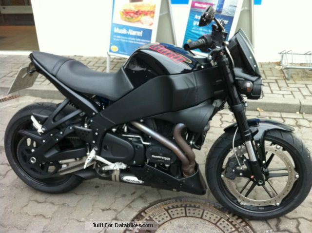 2009 Buell  XB Lightning 9 short tail Motorcycle Motorcycle photo