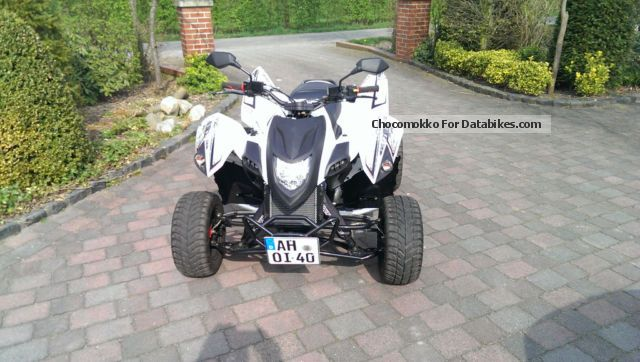 2013 Adly  Supermoto Motorcycle Quad photo