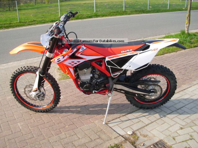 2014 Beta  450 RR model year 2014 Motorcycle Enduro/Touring Enduro photo