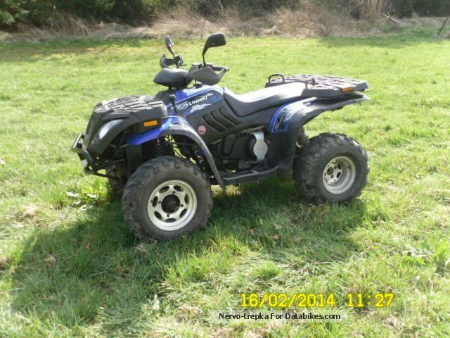 2007 Linhai  325 wheel Motorcycle Quad photo
