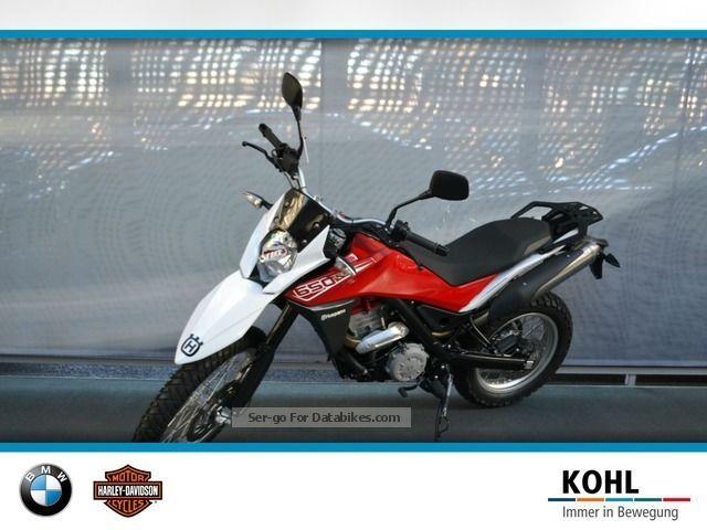2012 Husqvarna  TR 650 Terra Motorcycle Other photo