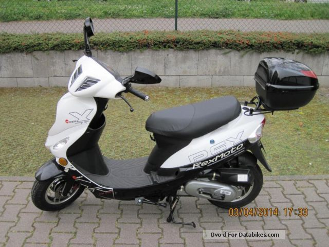 2012 Rivero  REX RS 500 Motorcycle Scooter photo