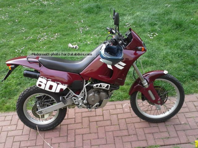 Gilera  RC 600 C top condition 1995 Enduro/Touring Enduro photo