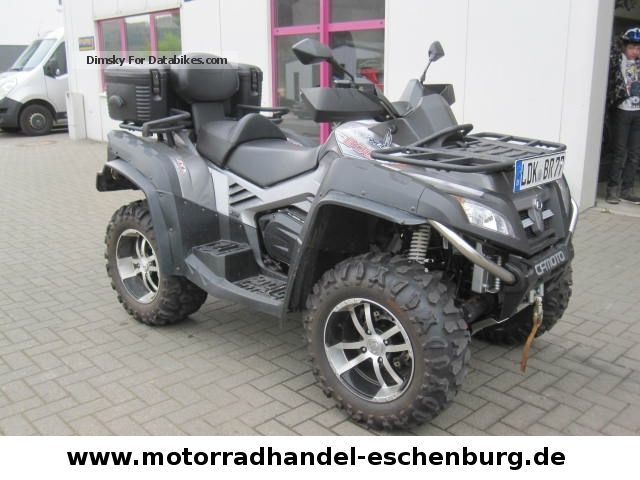 1012 CFMOTO  Terra Lander 800 LOF Motorcycle Quad photo