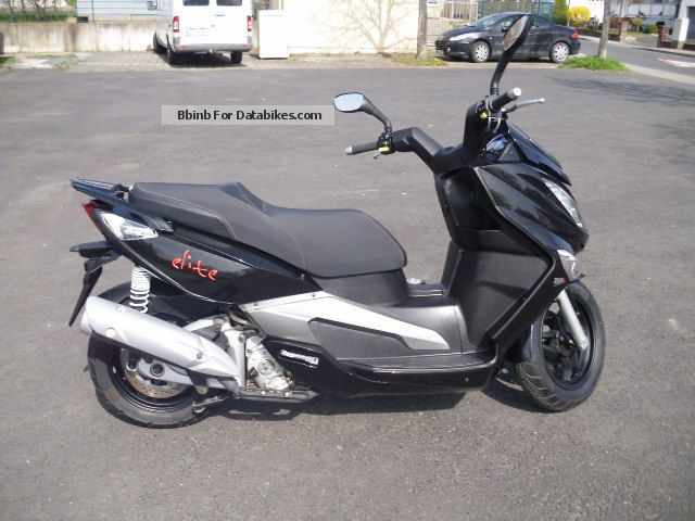 2013 Aeon  Elite 350, open performance, hardly run Motorcycle Scooter photo