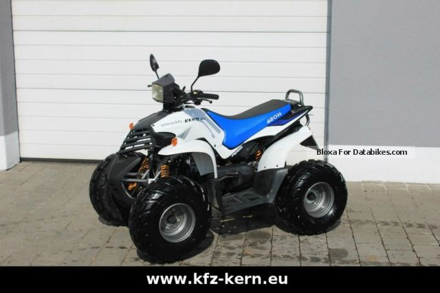 2009 Aeon  REVO 100 Motorcycle Quad photo