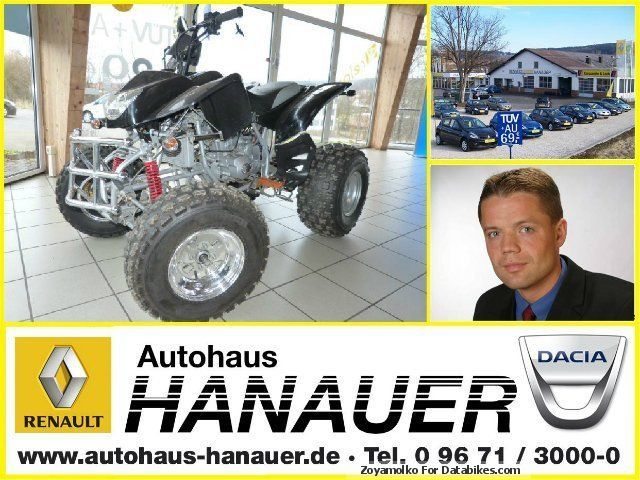 2007 Seikel  [Run only 38 KM] 250 Quad Motorcycle Quad photo