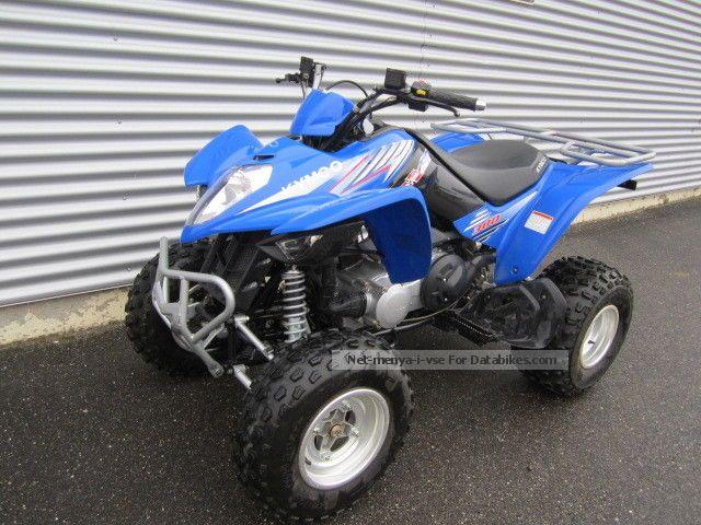 2006 Kymco  L300 Motorcycle Quad photo
