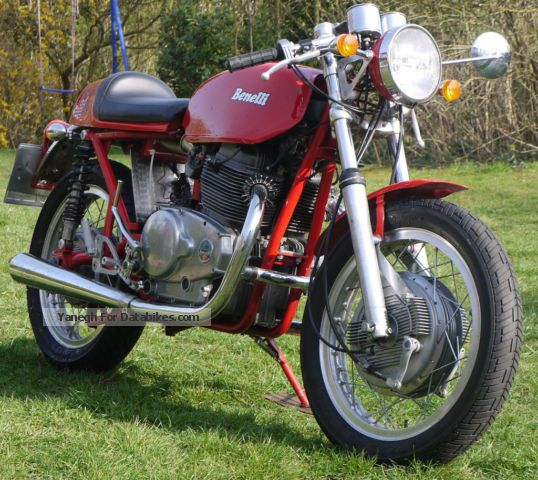 Benelli  650 S Tornado 1973 Vintage, Classic and Old Bikes photo