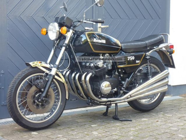 Benelli  Be 750 \ 1979 Vintage, Classic and Old Bikes photo