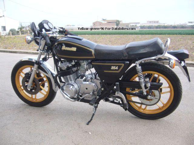 1981 Benelli  354T Motorcycle Motorcycle photo