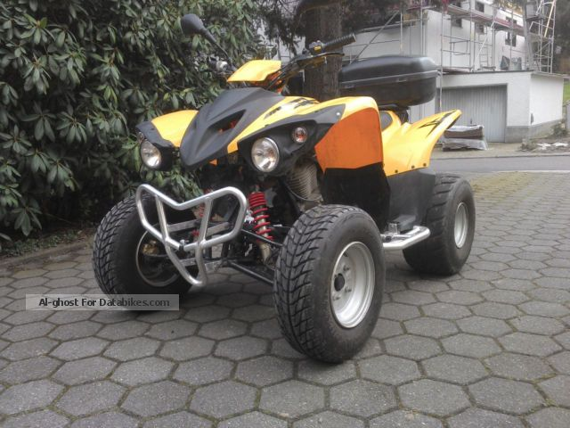2006 Adly  HER CHEE / HERCULES 300 Motorcycle Quad photo