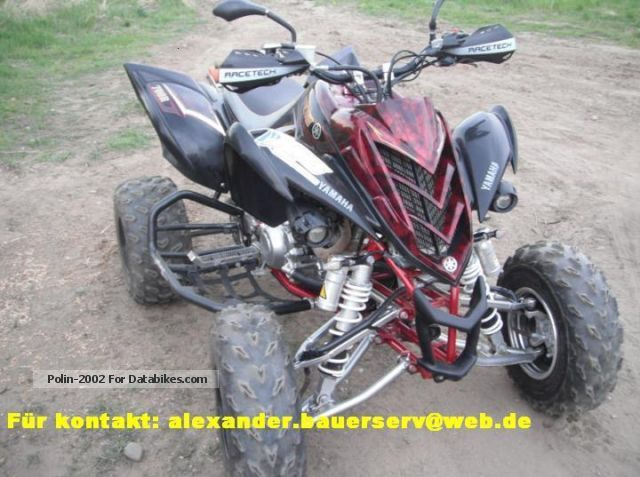 2009 WMI  700R Special Edition 2009 including RMX Racing Motorcycle Quad photo