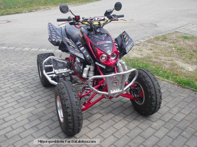 2006 Arctic Cat  DVX 400 Motorcycle Quad photo