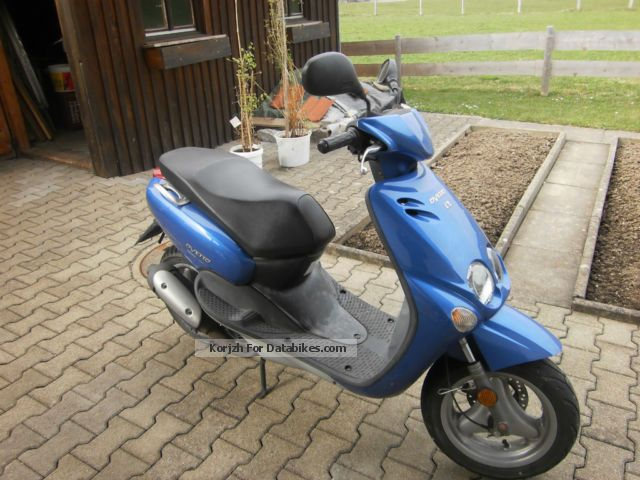 2007 MBK  Ovetto Motorcycle Scooter photo