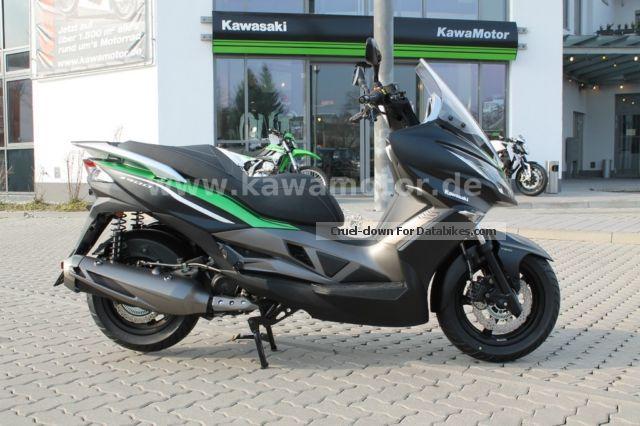 2012 Kawasaki  J300 ABS KawaMotor of Munich Motorcycle Scooter photo