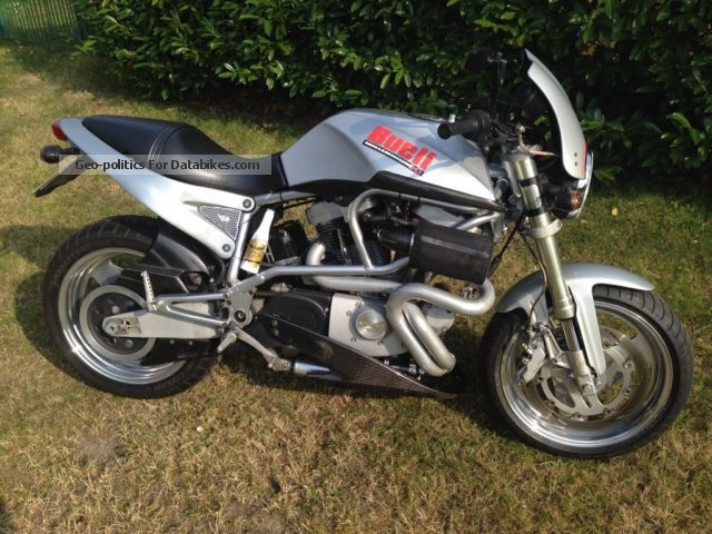 2001 Buell  X1 Millennium 2.hand Motorcycle Motorcycle photo