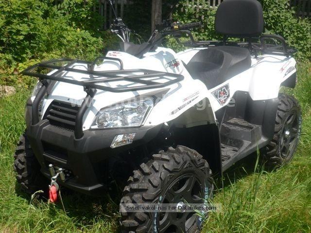 Explorer  Argon 700 XL 4x4 LOF Presenters 2014 Quad photo