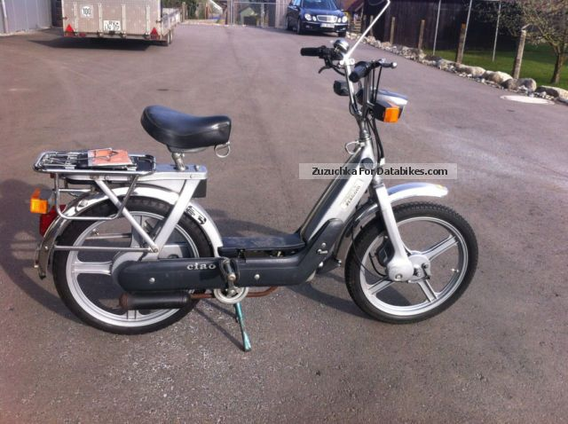 1982 Piaggio  1 Motorcycle Motor-assisted Bicycle/Small Moped photo