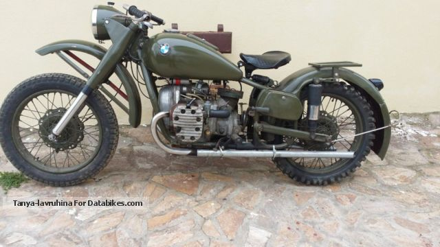 BMW  RM-72 WORLD WAR 2 1944 Vintage, Classic and Old Bikes photo
