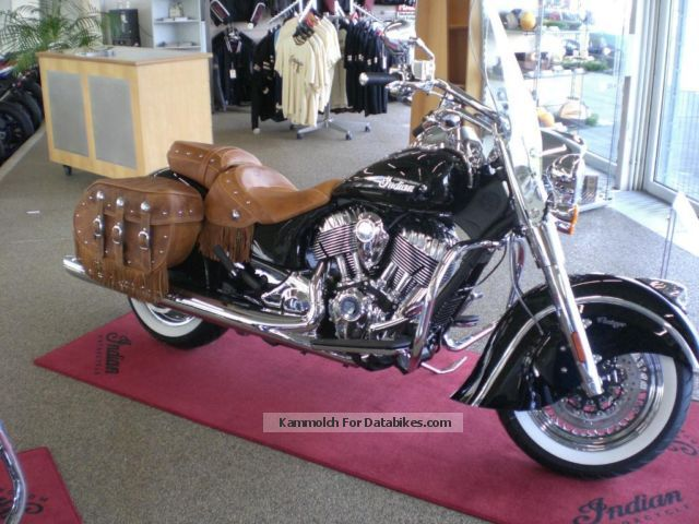 2014 Indian  Chief Vintage NEW 5 year warranty Motorcycle Chopper/Cruiser photo