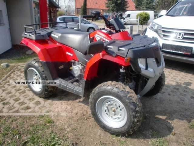 2012 Polaris  -In the sales order - Motorcycle Quad photo