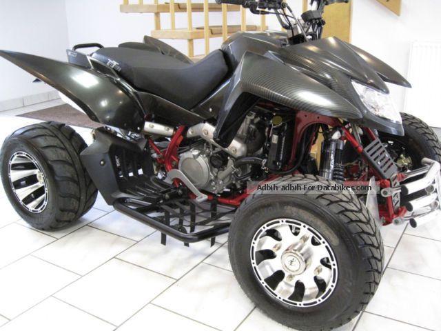 2013 Triton  450 SM SUPERMOTO only 504 km! MIT_VIDEO *** ** Motorcycle Quad photo