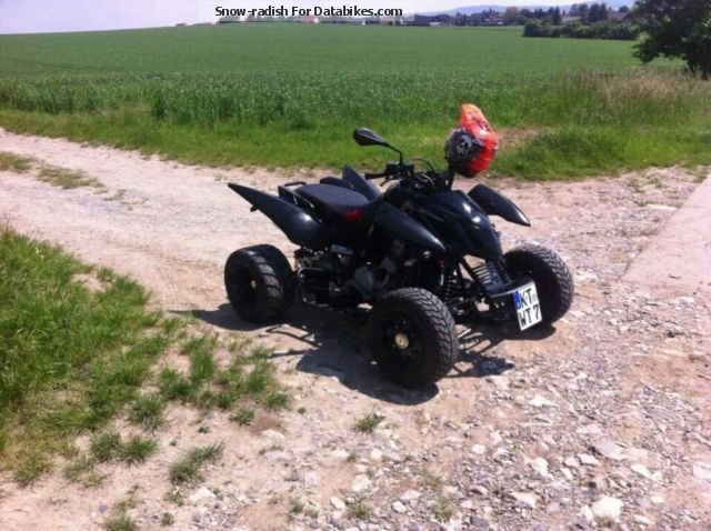 2013 Triton  450 black lizzard limited to 100 Motorcycle Quad photo