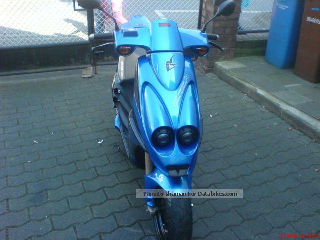 1998 Derbi  Paddock Motorcycle Scooter photo