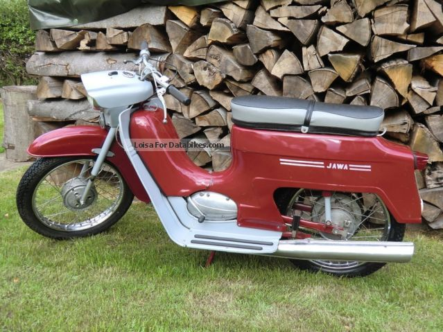 Jawa  50 Type 20 1977 Vintage, Classic and Old Bikes photo