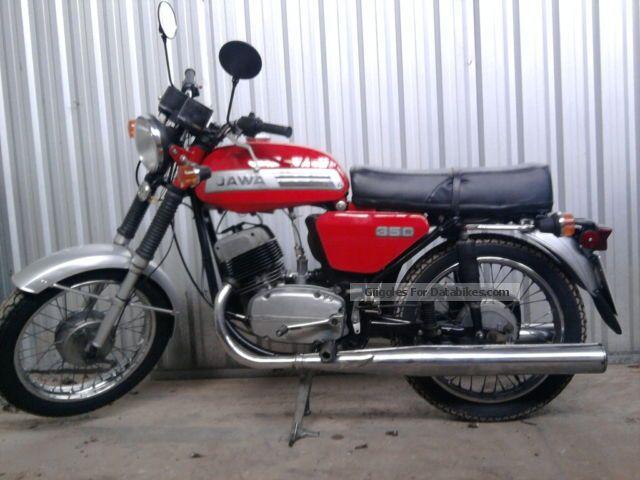 1983 Jawa  350 Motorcycle Motorcycle photo