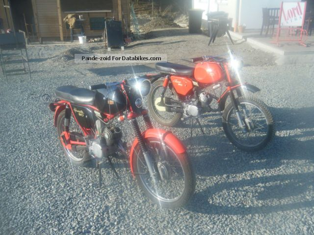 Jawa  90 1968 Vintage, Classic and Old Bikes photo