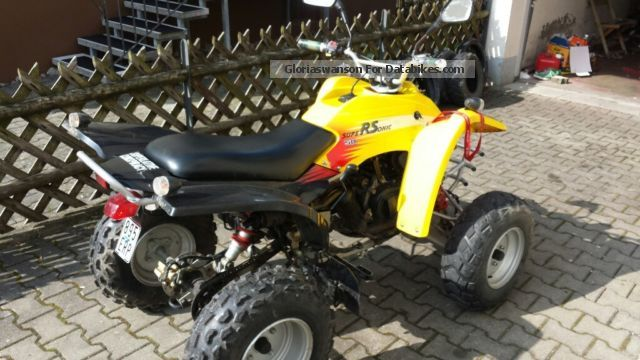 2007 Adly  SuperSonic50 Motorcycle Quad photo