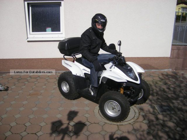 2012 SMC  Urbane Motorcycle Quad photo