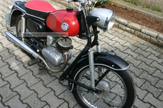 Herkules  K 100 1958 Vintage, Classic and Old Bikes photo