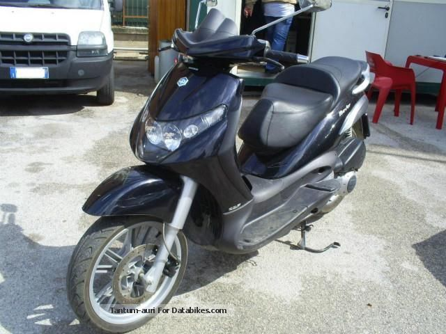 2007 Piaggio  Beverly 125 Motorcycle Scooter photo
