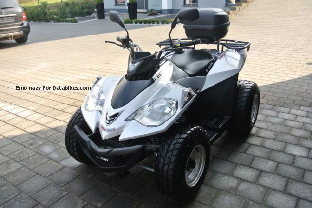 2006 E-Ton  VXL-250 Motorcycle Quad photo