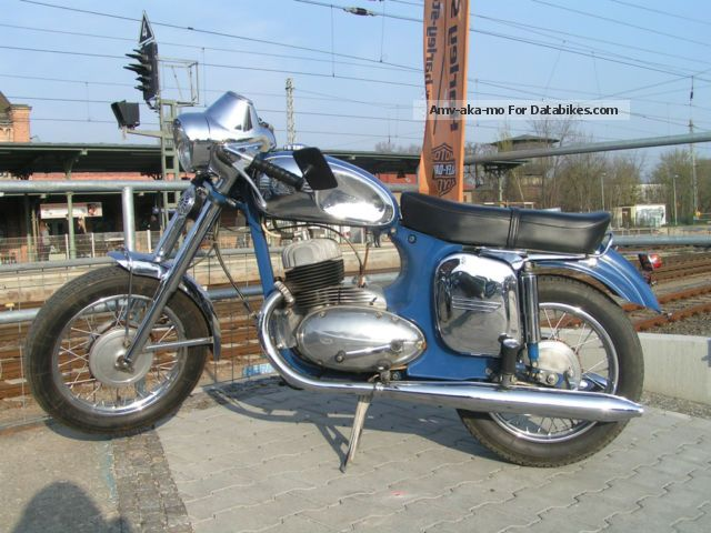 Jawa  Povazske 1966 Vintage, Classic and Old Bikes photo