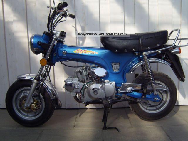 2007 Skyteam  St 125-6 Motorcycle Lightweight Motorcycle/Motorbike photo