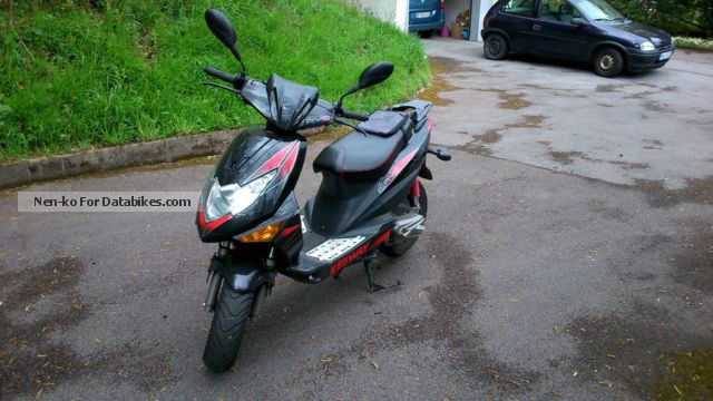 ... Keeway RY \u0026 2013 Motor-assisted Bicycle/Small Moped photo